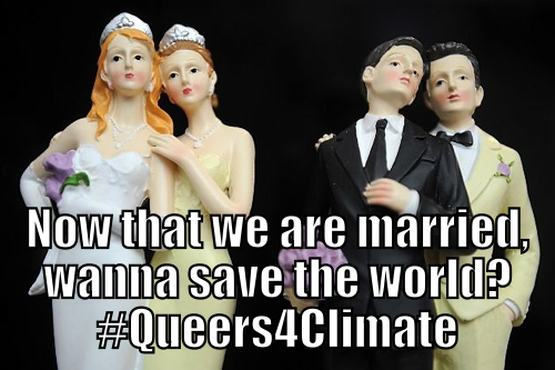queers for climate