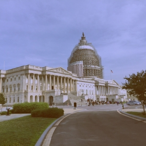 Just like our Capitol building here in the USA, LGBTQ rights and issues still need a lot of work.