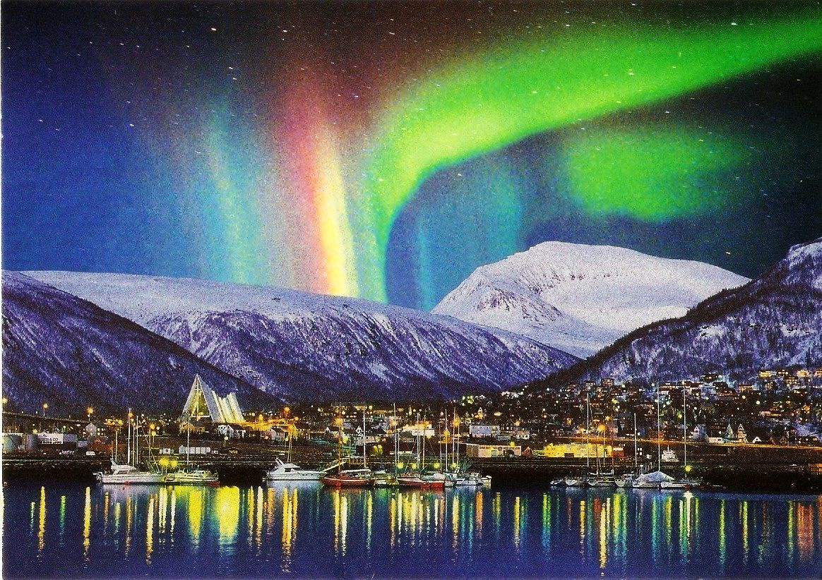 Tromsø and those Northern Lights
