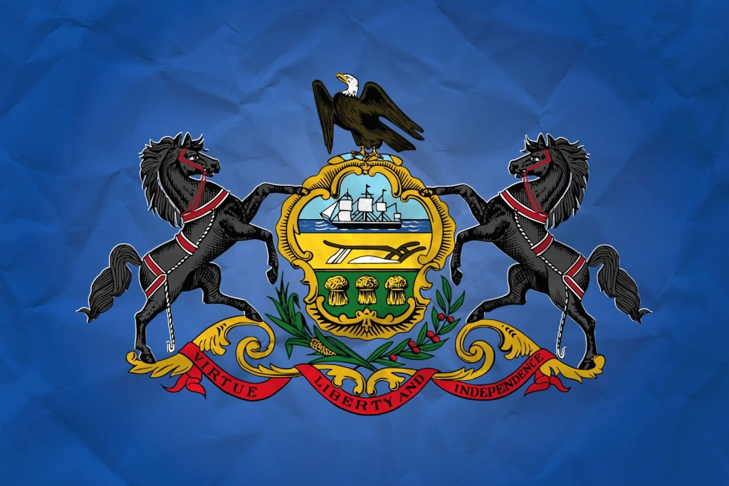 Pennsylvania-Flag-US-State-Paper-XL
